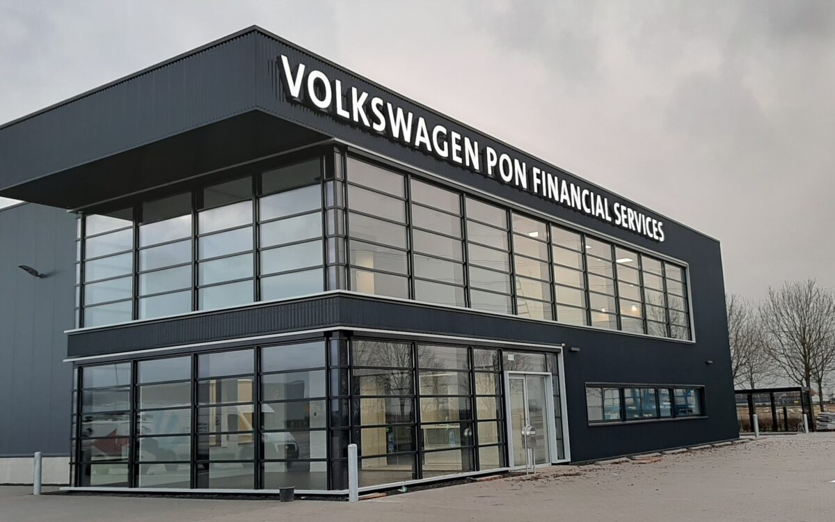 Volkswagen Pon Financial Services 1